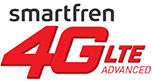 Smartfren 4G LTE Advanced